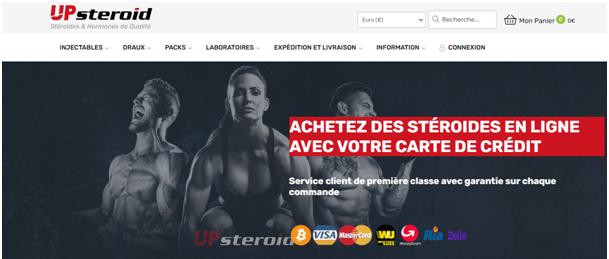 Achat Stéroides Anabolisants Online